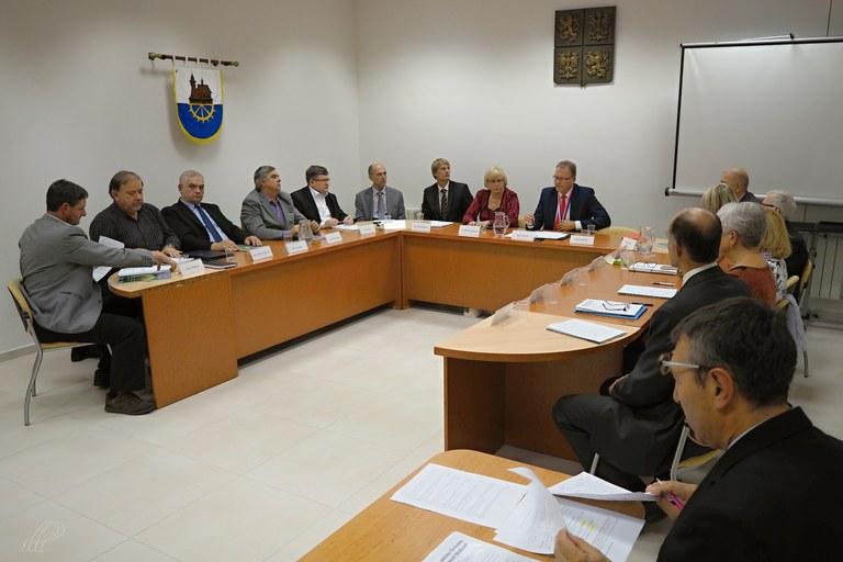 Dnešní 20. zasedání zastupitelstva MOb Hrabová