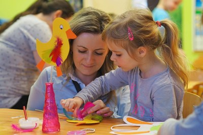 Předběžný zájem o zápis dětí do MŠ