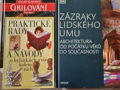 Provoz knihovny